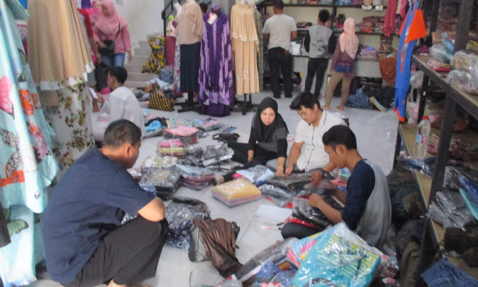 Daster di Bandung