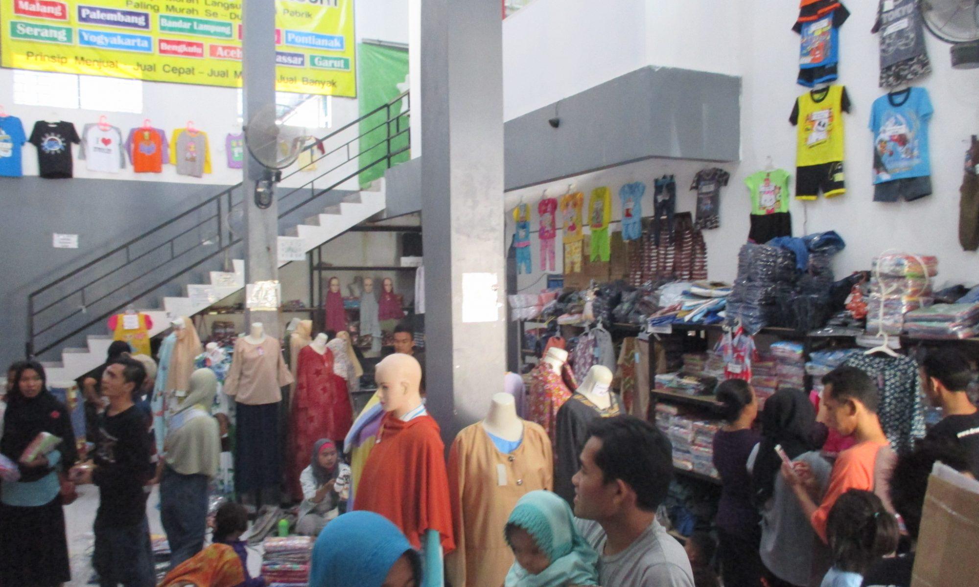 Distributor Baju Murah di Semarang