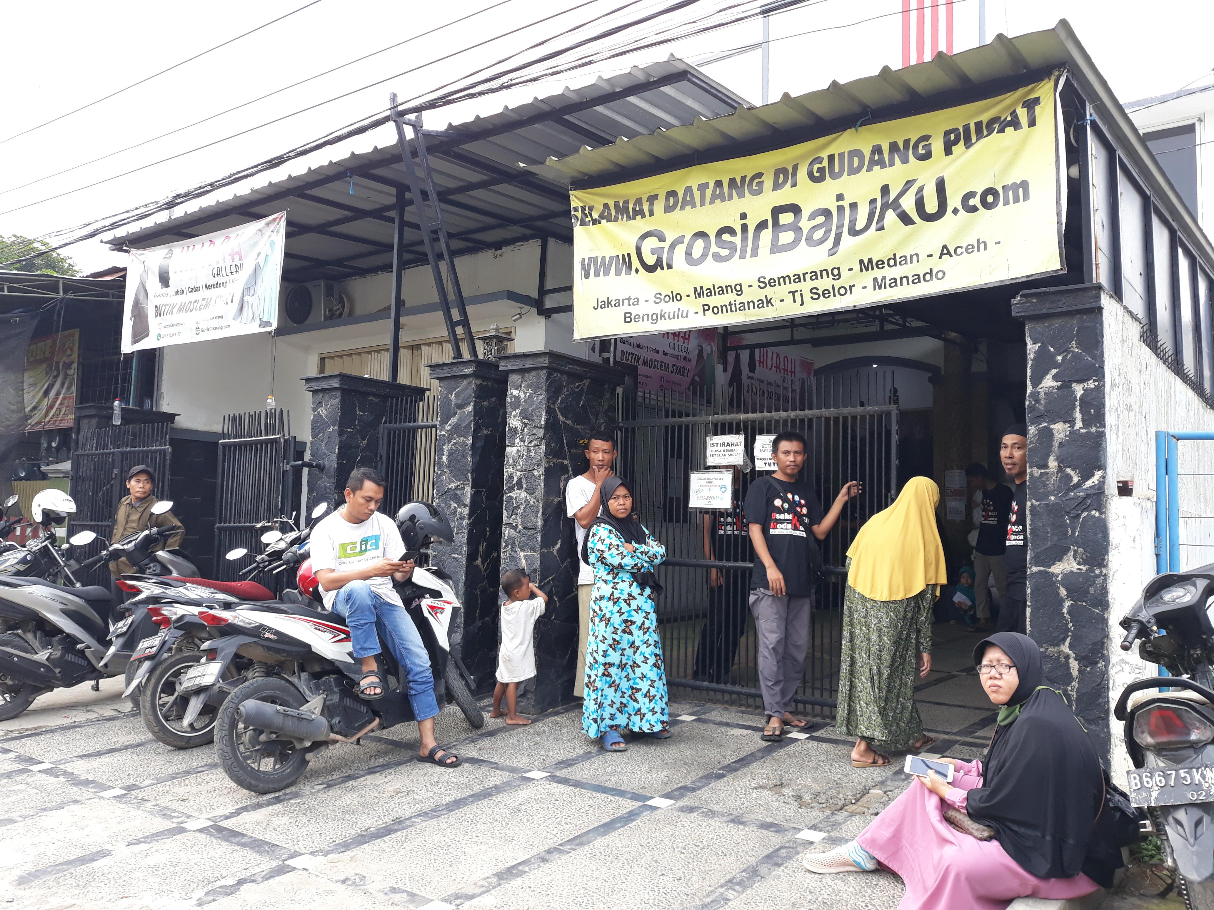 Grosir Mukena Murah di Semarang
