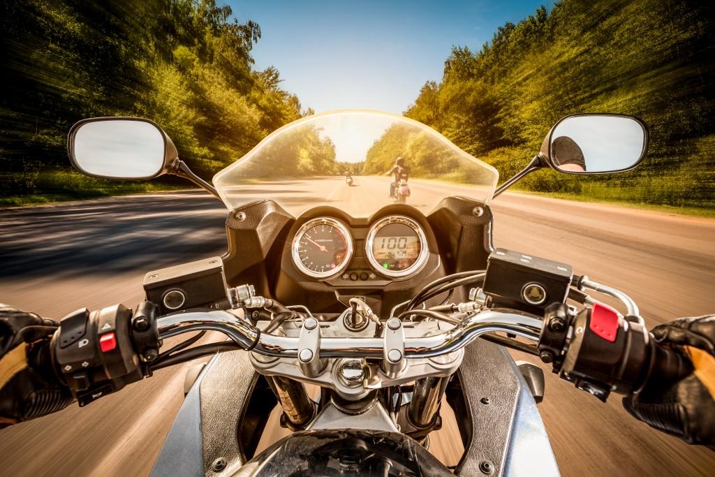 Manfaat Mengendarai Sepeda Motor