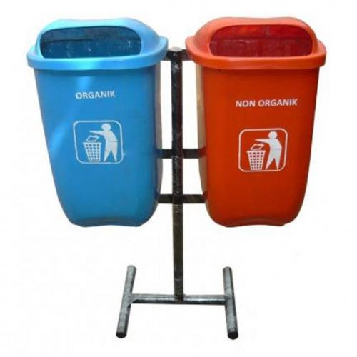 Tong Sampah Stainless Steel