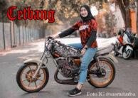 Motor Yamaha Rx King Tak Kehilangan Peminat